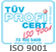 TTE Europe is certified in DIN EN ISO 9001