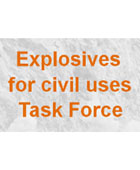 TTE helps to develop an guideline for implementing the eu directive 2008/43/EC in the task force for explosives
